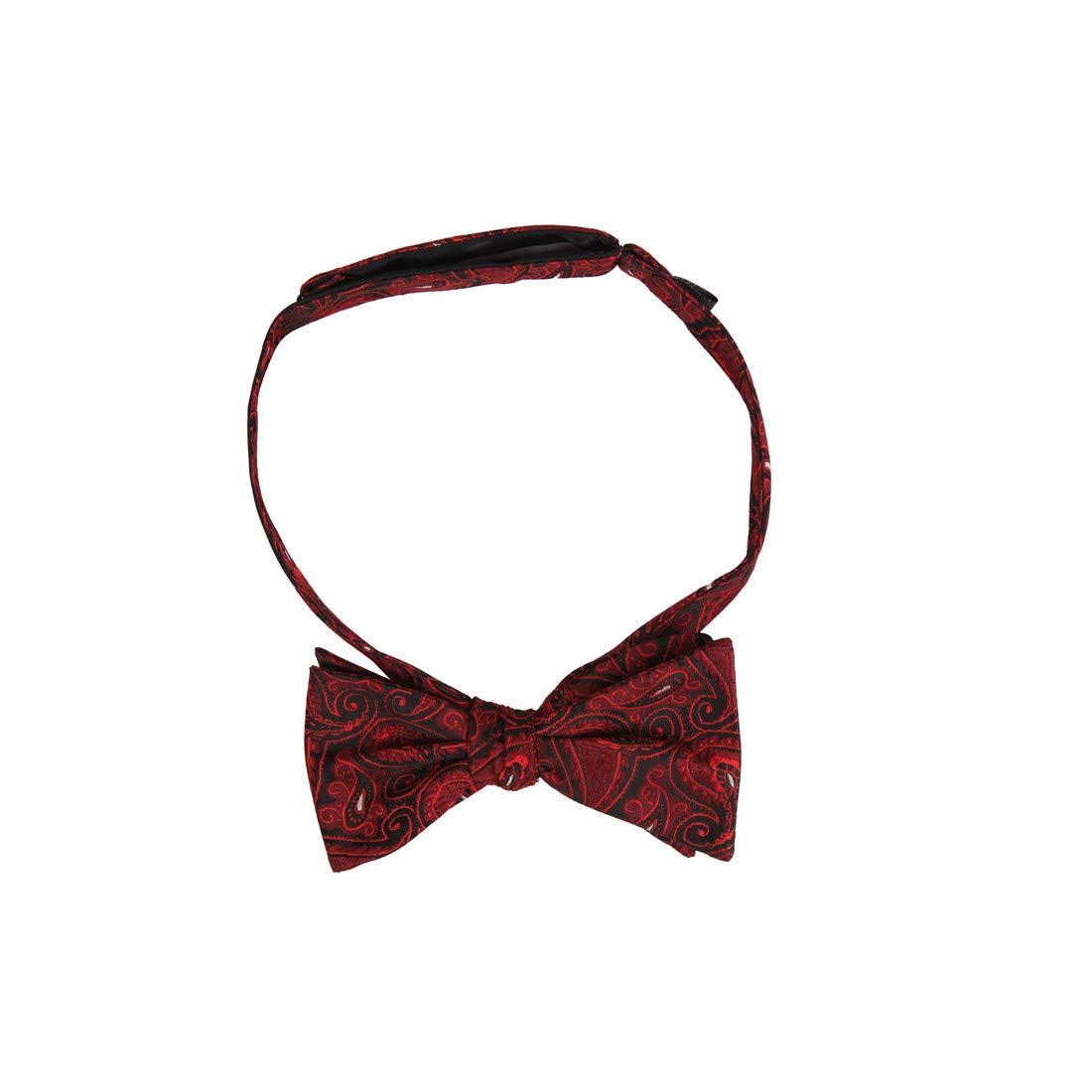 Dark Red, Black, Red-EBA1B08D Epoint EBA1B08D Red Business Classic Classic Classic Contemporary Self Bowtie Accessories Luxury Microfiber Patterned Valentines Gift for Mens 020ff1
