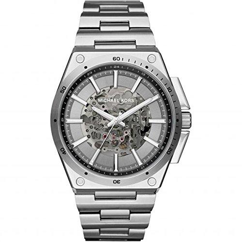 Para hombre Michael Kors Wilder reloj automático mk9021: Amazon.es: Relojes