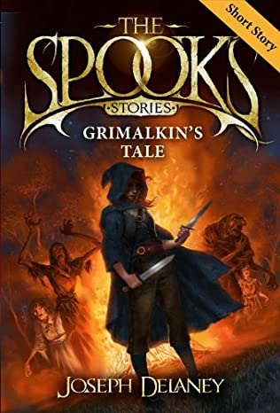 book cover of Grimalkin\'s Tale