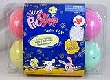 Littlest Pet Shop Exclusive Easter Eggs 6-Pack of Figures
