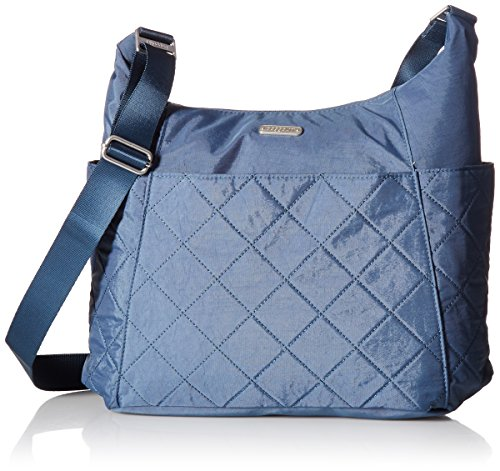 (Baggallini Quilted Hobo Tote with Rfid)