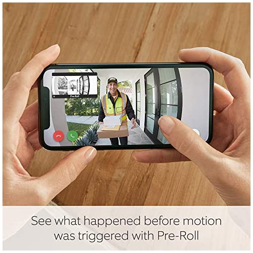 All-new Ring Video Doorbell 3 Plus | 1080p HD video, Advanced Motion Detection, 4-second previews and easy installation