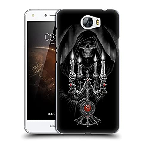 Official Anne Stokes Candelabra Tribal Hard Back Case for Huawei Y6 II Compact - Candelabra Compact