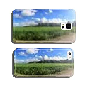 Dirt road in the Rhineland cell phone cover case iPhone5