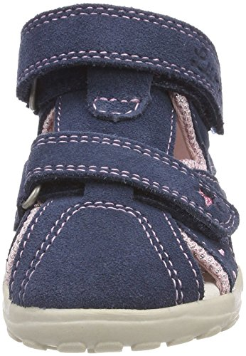 Lurchi Molina, Sandalias Unisex Niños Pantalon De Mezclilla (Jeans)
