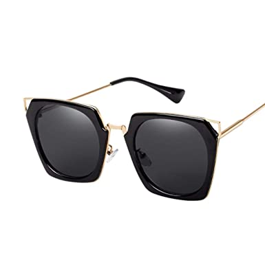Gafas De Sol Mujer Gafas De Sol Polígono Anti-Uv Gafas ...