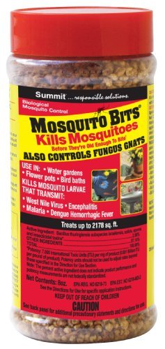 Summit Mosquito Bits Insect Killer 8 oz. by Summit Responsible Solutn