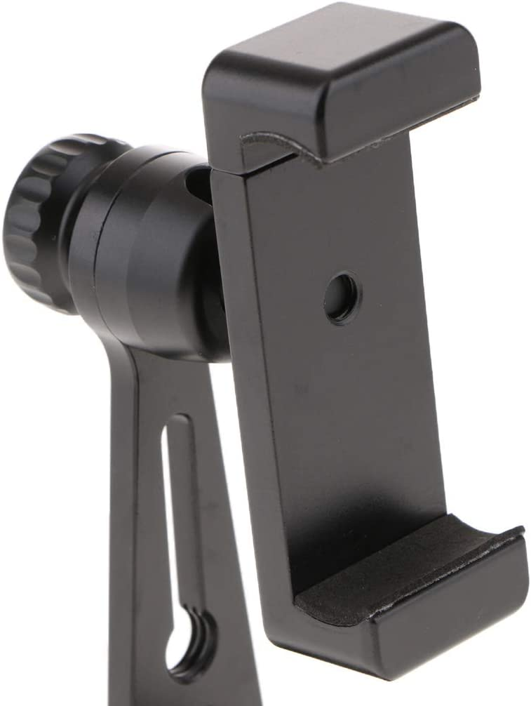 Almencla Ulanzi ST-04 Phone Tripod Mount Adapter Vertical Bracket Smartphone Holder
