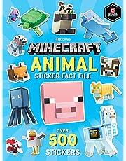 Minecraft Animal Sticker Fact File
