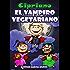 Cipriano, el vampiro vegetariano. Novela infantil ilustrada (8 a 12 años) (Spanish Edition)