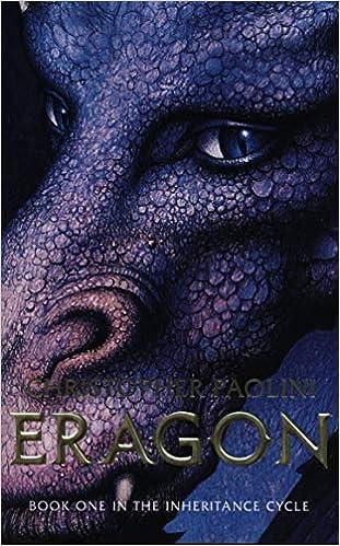 Eragon Book One The Inheritance Cycle Amazon Co Uk Christopher Paolini Books