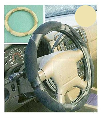 green stearing wheel cover - 6