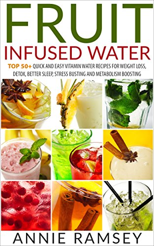 Fruit Infused Water Metabolism Boosting ebook product image