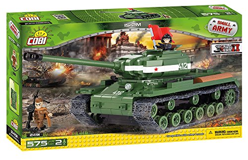 COBI Small Army IS-2