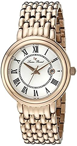 Lucien Piccard Women's LP-16539-RG-22S Fantasia Rose Gold-Tone Stainless Steel Watch (Fantasy Wrist Watch)