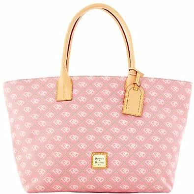 Dooney & Bourke Medium Russell Tote (Pink)