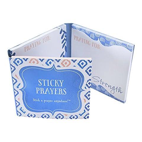 Sticky Prayers Notepad - War Room - God Prayer Card