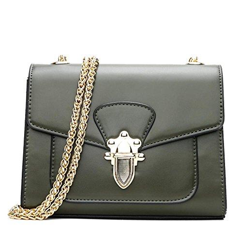 cent Simple côté mini cross chaîne forfait coréenne paquet version Épaule D petit sac féminin Aoligei unique Oblique zq1O61R7