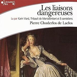 Les liaisons dangereuses | Livre audio
