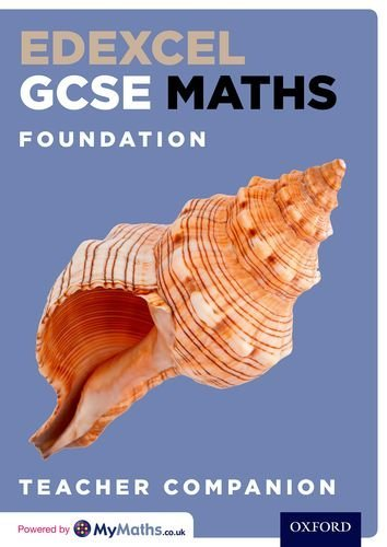 Read Online Edexcel GCSE Maths Foundation Teacher Companion by Gwen Wood (2015-07-16) pdf epub