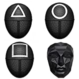 Mask Halloween Costume Cosplay Face Cover