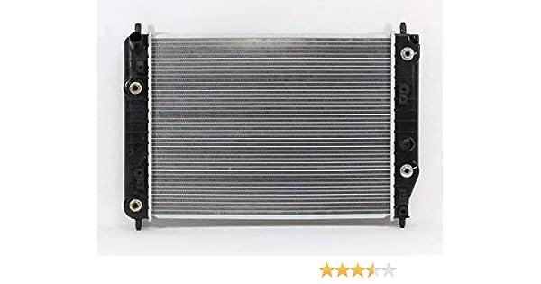 ACDelco 21539 GM Original Equipment Radiator