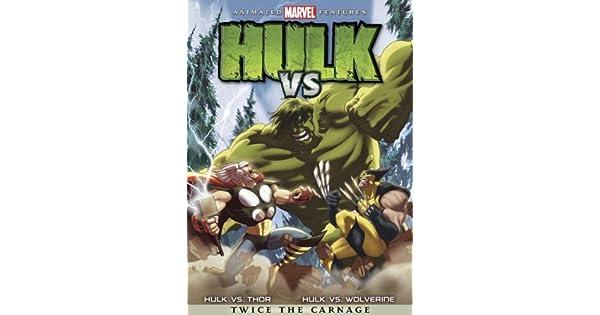 Amazon.com: Hulk Vs.: Steve Blum, Nolan North, Graham ...