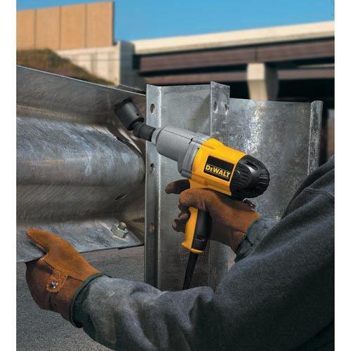 Factory-Reconditioned DEWALT DW292KR Heavy-Duty 1/2-Inch 13mm Impact Wrench Kit w/Detent Pin Anvil by DEWALT (Image #7)