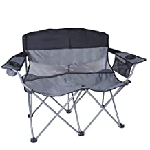 Stansport Apex Double Arm Chair