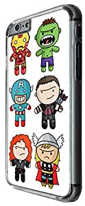 1139 - Cute fun cool super hero boys popular cartoon retro art Design For iphone 5C Fashion Trend CASE Back COVER Plastic&Thin Metal -Clear