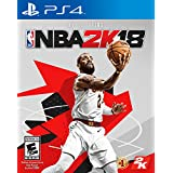 Nba 2K18 Standard Edition - PlayStation 4