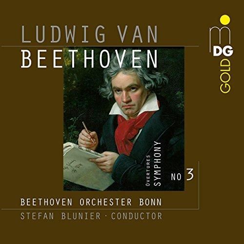 Beethoven Symphony No 3 Op 55 Overtures By Stefan Blunier