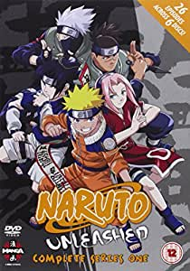 Naruto Unleashed Complete Series 1 [Reino Unido] [DVD]