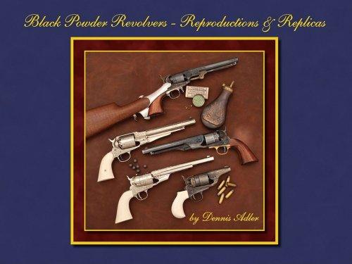 Black Powder Revolvers - Reproductions & Replicas