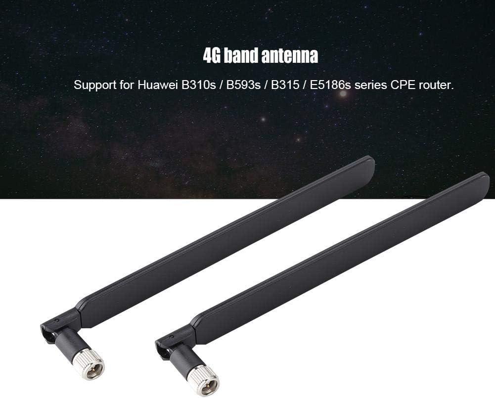 Oumij 2PCS 4G SMA Antena - De Ganancia de Señal LTE Masculina - para B310s / B593s / B315 / E5186s - Enrutador Mayor Cobertura - De Red Capacidad ...