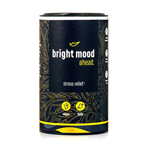 AHEAD Bright Mood | Natural Mood Enhancer for Anxiety and Stress Relief |...