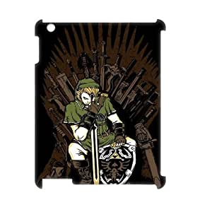 DDOUGS The Legend Of Zelda Best Cell Phone Case for Ipad 2,3,4, Custom Ipad 2,3,4 Case