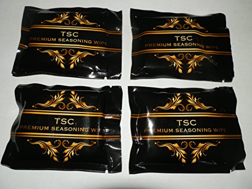 Wholesale (50) TSC Premium Seasoning Wipes for Use With All Cedar Lined Humidors New & Old