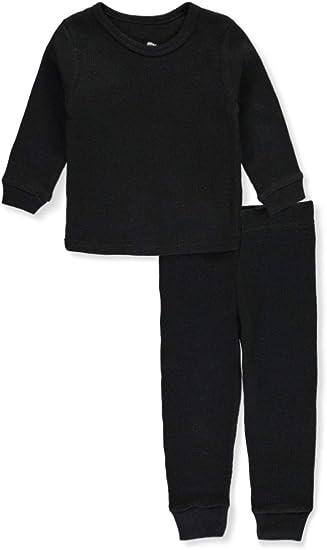 Boy/'s Thermal Pajama 2 Piece Set 100/% Cotton Comfortable Warm Sizes S-XL New