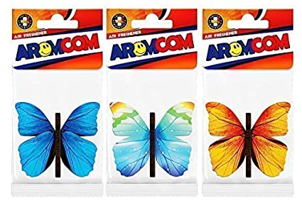 Amazon.es: Aromcom 4840978005128 Nevera ambientador Butterfly Agua ...