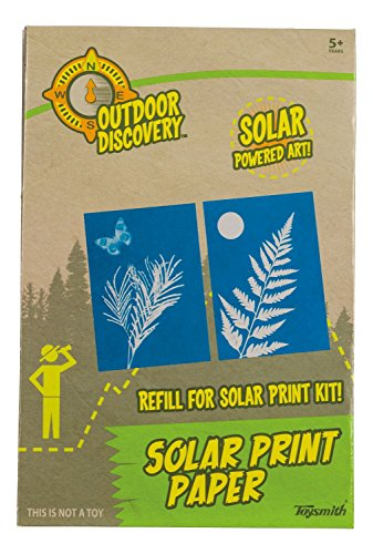 (Toysmith Solar Print Paper Refill Pack)