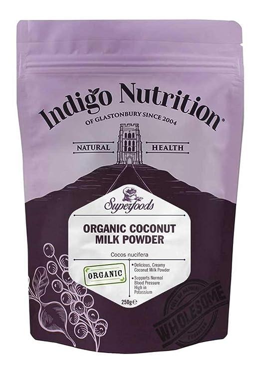 Indigo Herbs Leche de Coco en Polvo Organica 1kg: Amazon.es: Alimentación y bebidas