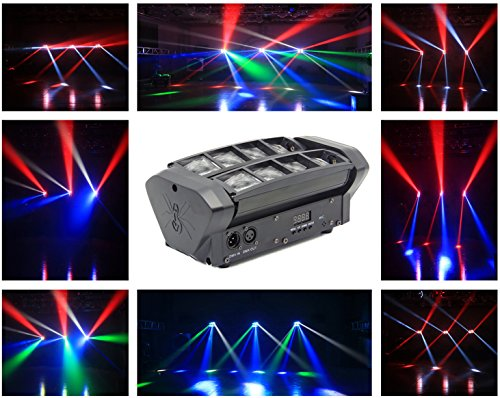 3 Color Led Moving Head Light in US - 3