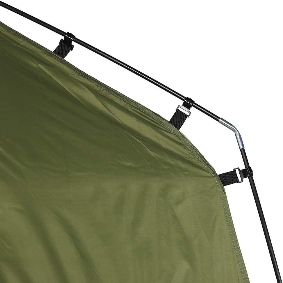 Etophigh Sichtschutzzelt Tragbares Bad Duschzelt Umkleidekabine Zelt Camping Sichtschutzzelt Mit Tragetasche f/ür den Au/ßenbereich