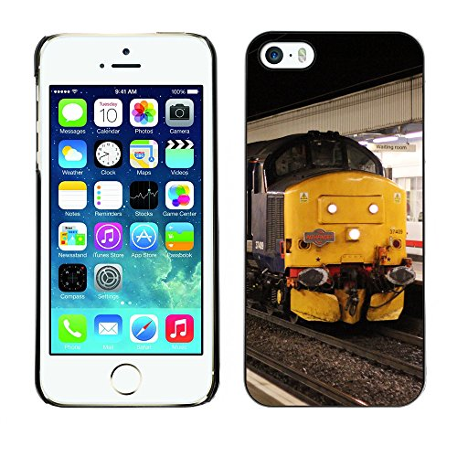 Premio Sottile Slim Cassa Custodia Case Cover Shell // F00025289 cargo Approaching // Apple iPhone 5 5S 5G