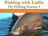 Eastern Washington Lake Fishing: Late March