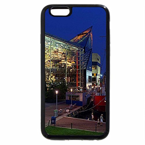 iPhone 6S / iPhone 6 Case (Black) Glass House