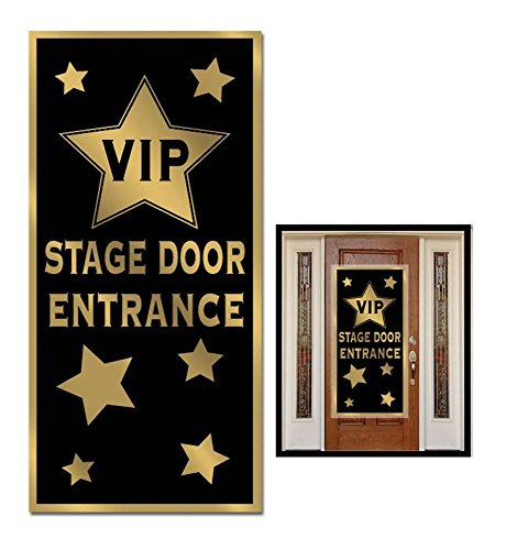HOLLYWOOD Oscars 1920's Gatsby VIP STAGE DOOR ENTRANCE COVER Party -