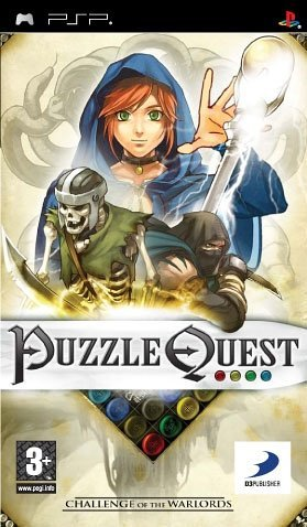 Puzzle Quest: Challenge of the Warlords (輸入版) (Puzzle Quest Challenge Of The Warlords Psp)