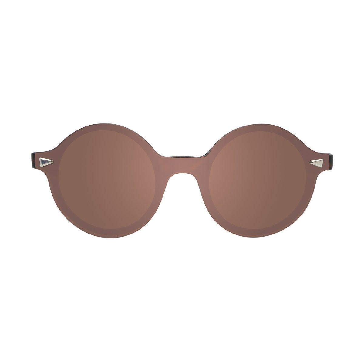 Paloalto Sunglasses p4000.12 Gafas de Sol Unisex, Marrón ...